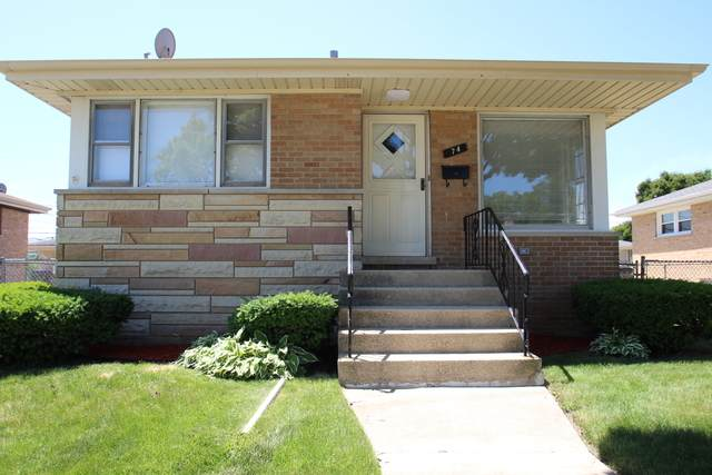 74 51st Avenue, Bellwood, IL 60104 (MLS #10749637) :: Property Consultants Realty