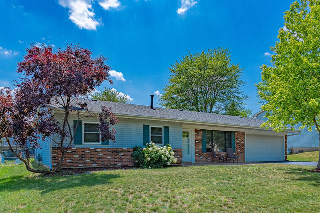 2315 Bayside Drive, Hanover Park, IL 60133 (MLS #10749642) :: Property Consultants Realty