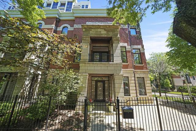 232 E 14th Street #1, Chicago, IL 60605 (MLS #10749662) :: Property Consultants Realty