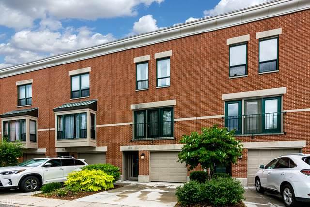 1413 W Harrison Street, Chicago, IL 60607 (MLS #10749670) :: John Lyons Real Estate