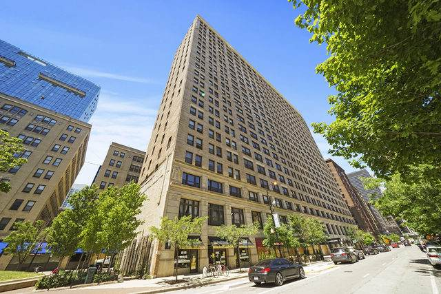 600 S Dearborn Street #504, Chicago, IL 60605 (MLS #10749858) :: Littlefield Group