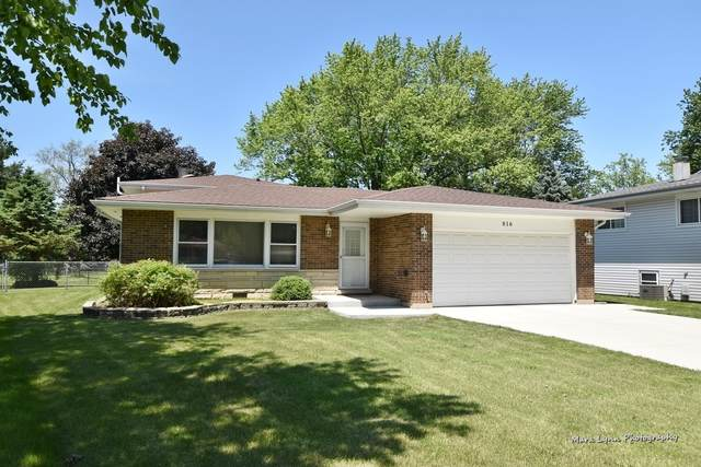 816 Forest Court, Bartlett, IL 60103 (MLS #10749891) :: Angela Walker Homes Real Estate Group