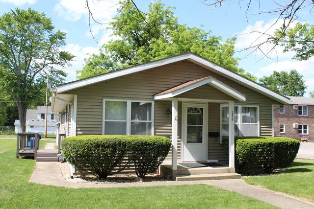 230 E Hickory Street, Watseka, IL 60970 (MLS #10749966) :: The Wexler Group at Keller Williams Preferred Realty