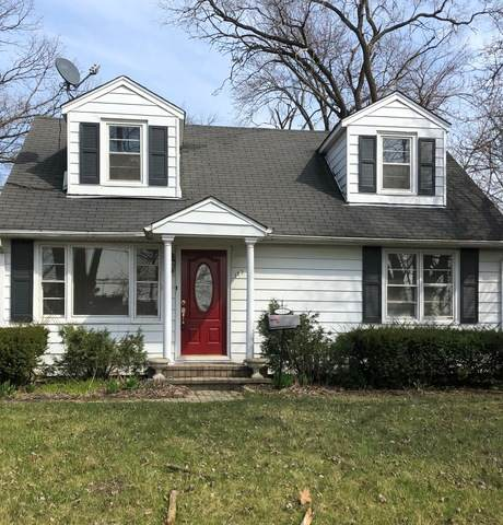 123 S Hager Avenue, Barrington, IL 60010 (MLS #10750254) :: Property Consultants Realty