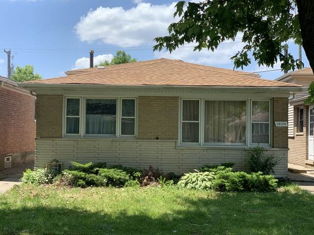 13104 S Burley Avenue, Chicago, IL 60633 (MLS #10750319) :: Property Consultants Realty