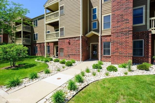127 Glengarry Drive #208, Bloomingdale, IL 60108 (MLS #10750426) :: John Lyons Real Estate