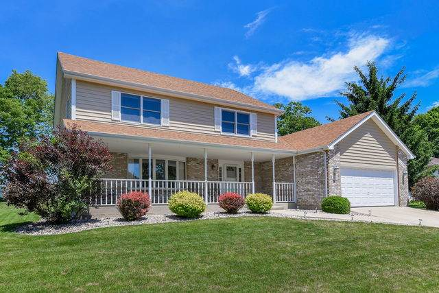 24812 W Illini Drive, Plainfield, IL 60544 (MLS #10750503) :: Littlefield Group