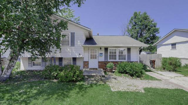 4214 Greenbrier Lane, Richton Park, IL 60471 (MLS #10750552) :: The Wexler Group at Keller Williams Preferred Realty