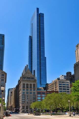60 E Monroe Street #1701, Chicago, IL 60603 (MLS #10750600) :: John Lyons Real Estate