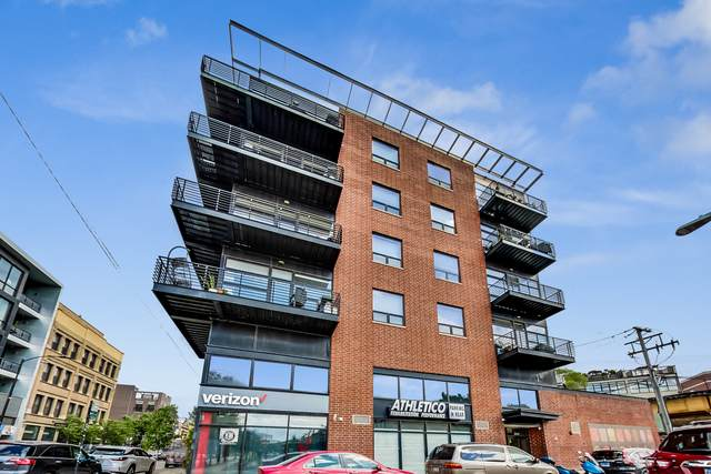 2045 W Concord Place #601, Chicago, IL 60647 (MLS #10750608) :: Property Consultants Realty