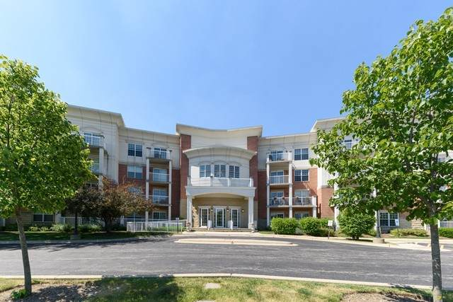 601 W Rand Road #403, Arlington Heights, IL 60004 (MLS #10750660) :: Property Consultants Realty