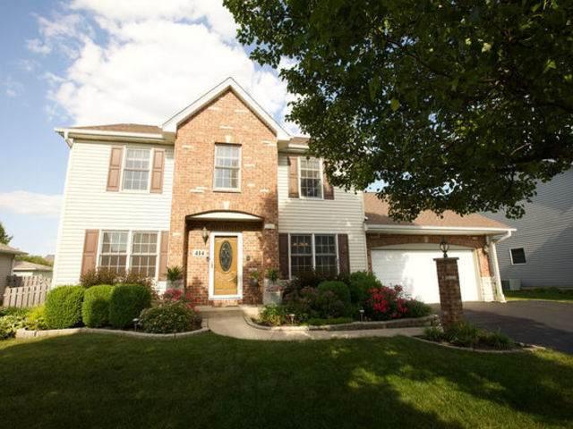 414 Glen Mor Drive, Shorewood, IL 60404 (MLS #10750728) :: Property Consultants Realty