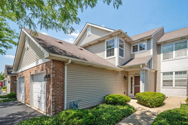 2823 Kentshire Court #2823, Naperville, IL 60564 (MLS #10750816) :: Property Consultants Realty