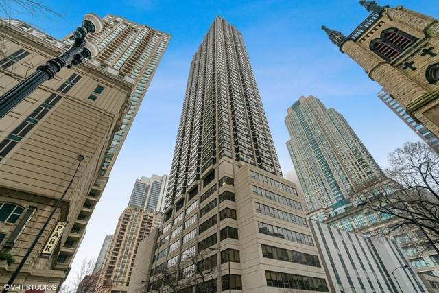 30 E Huron Street #1102, Chicago, IL 60611 (MLS #10750913) :: Property Consultants Realty