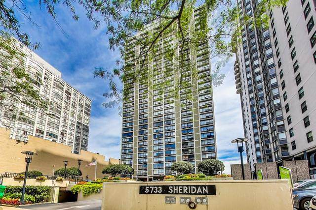 5733 N Sheridan Road 8A, Chicago, IL 60660 (MLS #10750940) :: Property Consultants Realty