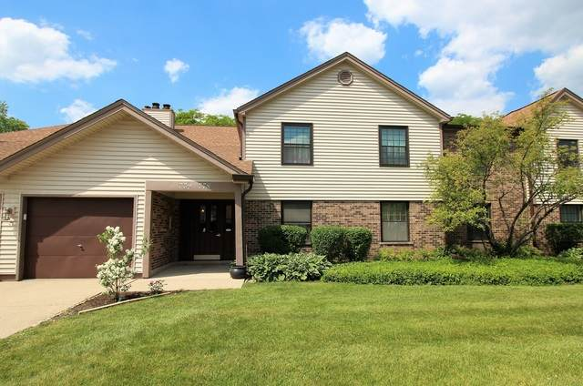 776 White Pine Road 6D1, Buffalo Grove, IL 60089 (MLS #10750947) :: John Lyons Real Estate