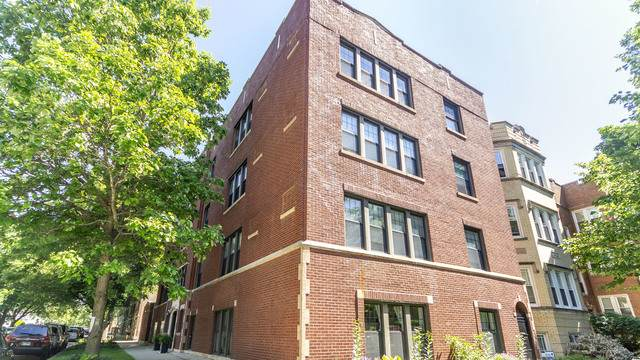 5241 N Hoyne Avenue #3, Chicago, IL 60625 (MLS #10751011) :: Property Consultants Realty