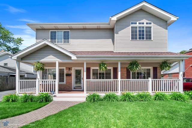 10750 Oak Avenue, Chicago Ridge, IL 60415 (MLS #10751065) :: Property Consultants Realty
