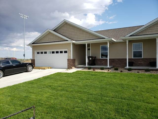 414 Jenny Lane A, HEYWORTH, IL 61745 (MLS #10751128) :: Ryan Dallas Real Estate