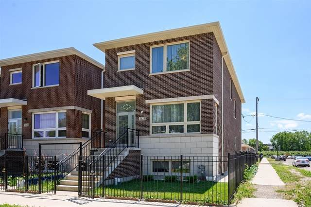2425 W 36th Street, Chicago, IL 60609 (MLS #10751229) :: Property Consultants Realty