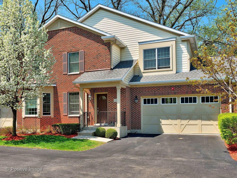 1205 Charleston Court #1205, Westmont, IL 60559 (MLS #10751613) :: John Lyons Real Estate