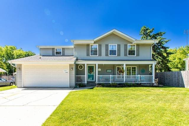 5511 63rd Street, Kenosha, WI 53142 (MLS #10751615) :: Property Consultants Realty