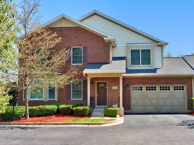1223 Charleston Court #1223, Westmont, IL 60559 (MLS #10751637) :: John Lyons Real Estate