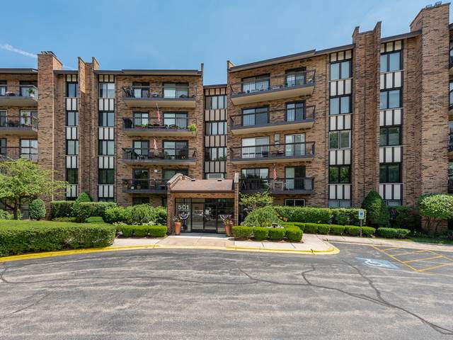 501 Lake Hinsdale Drive #105, Willowbrook, IL 60527 (MLS #10751856) :: Touchstone Group