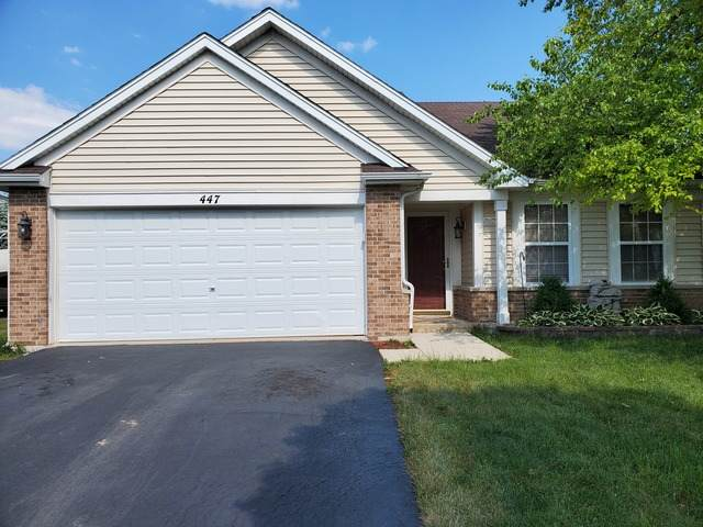 447 N Kelly Court, Romeoville, IL 60446 (MLS #10751890) :: The Wexler Group at Keller Williams Preferred Realty