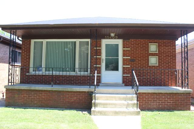 11409 S Ewing Avenue S, Chicago, IL 60617 (MLS #10751937) :: Property Consultants Realty