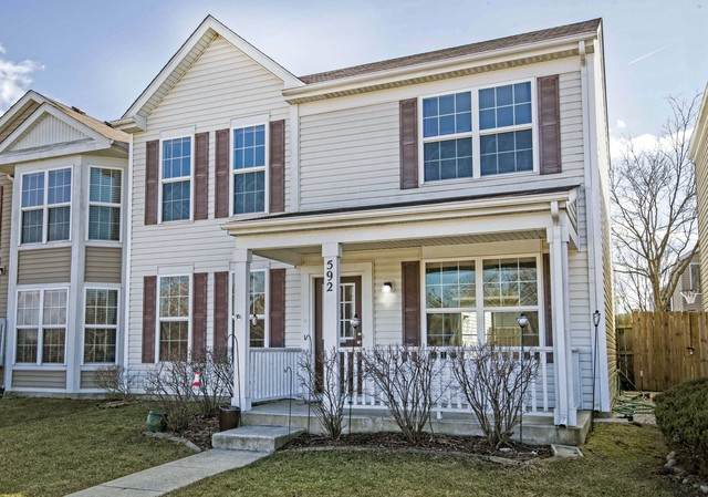 592 Four Seasons Boulevard, Aurora, IL 60504 (MLS #10751981) :: Property Consultants Realty