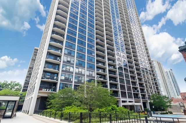 1560 N Sandburg Terrace #2112, Chicago, IL 60610 (MLS #10752017) :: Property Consultants Realty