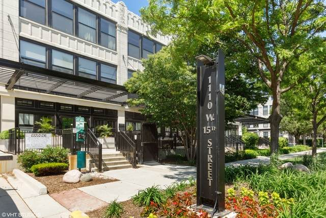 1110 W 15th Street #227, Chicago, IL 60608 (MLS #10752093) :: Property Consultants Realty