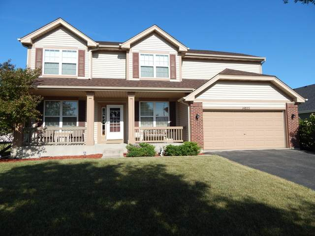 14855 Meadow Lane, Plainfield, IL 60544 (MLS #10752165) :: Angela Walker Homes Real Estate Group