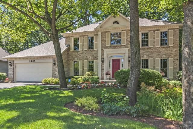 2405 River Woods Drive, Naperville, IL 60565 (MLS #10752179) :: John Lyons Real Estate