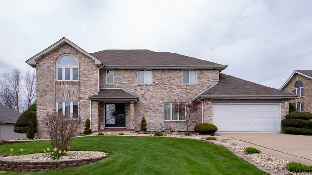 13134 W Choctaw Trail, Homer Glen, IL 60491 (MLS #10752302) :: Property Consultants Realty