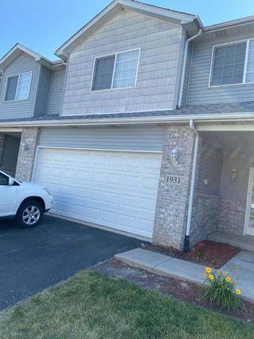 1931 Waters Edge Drive, Minooka, IL 60447 (MLS #10752484) :: Property Consultants Realty