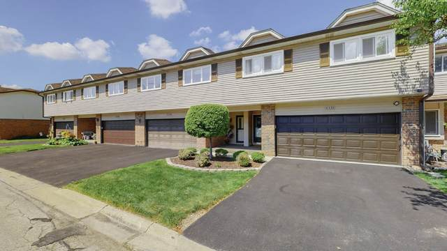 16332 Oxford Drive #1, Tinley Park, IL 60477 (MLS #10752535) :: Touchstone Group