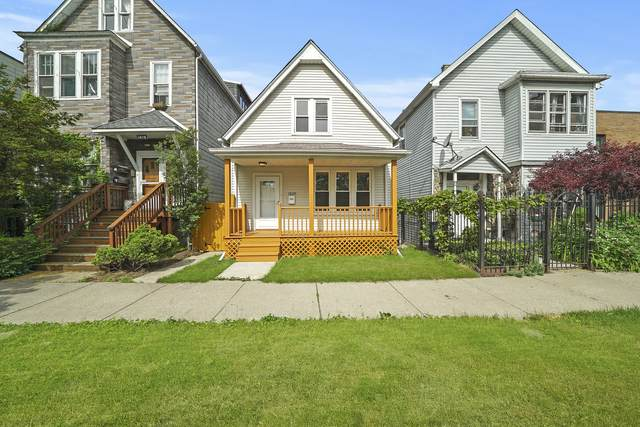1820 N Richmond Street, Chicago, IL 60647 (MLS #10752538) :: Property Consultants Realty