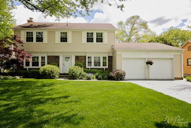 450 Arborgate Lane, Buffalo Grove, IL 60089 (MLS #10752565) :: Property Consultants Realty
