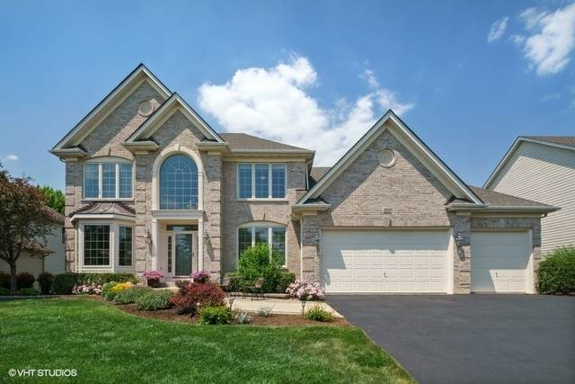 833 Wingfoot Drive, North Aurora, IL 60542 (MLS #10752721) :: Property Consultants Realty