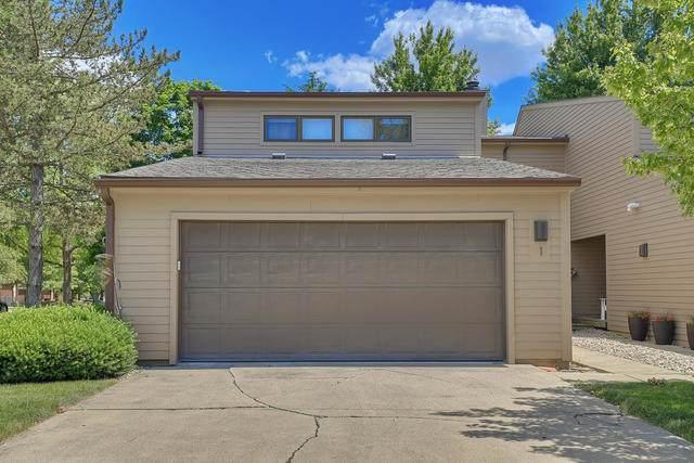 1 Briar Hill Circle #1, Champaign, IL 61822 (MLS #10752759) :: John Lyons Real Estate
