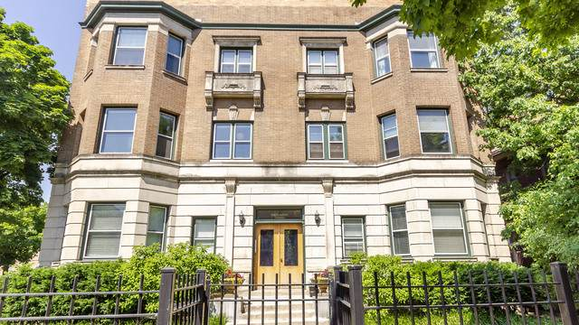 4500 N Dover Street 2S, Chicago, IL 60640 (MLS #10752951) :: Property Consultants Realty