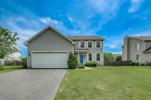 1939 S Jonathan Drive, Round Lake, IL 60073 (MLS #10753008) :: Property Consultants Realty
