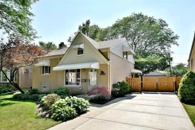 2236 S 3rd Avenue, North Riverside, IL 60546 (MLS #10753012) :: Property Consultants Realty