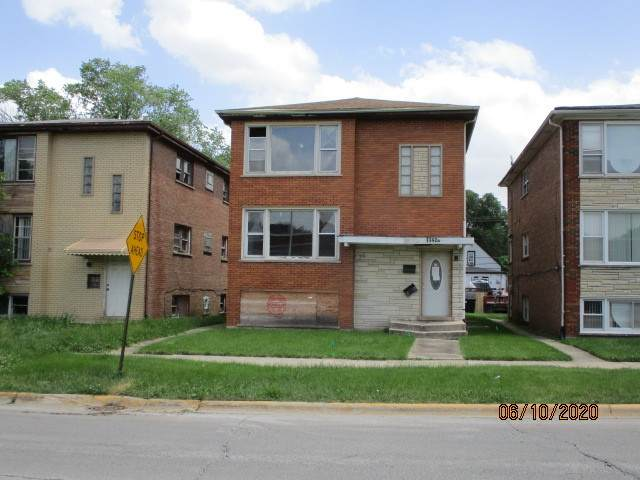 13923 S School Street, Riverdale, IL 60827 (MLS #10753126) :: Property Consultants Realty