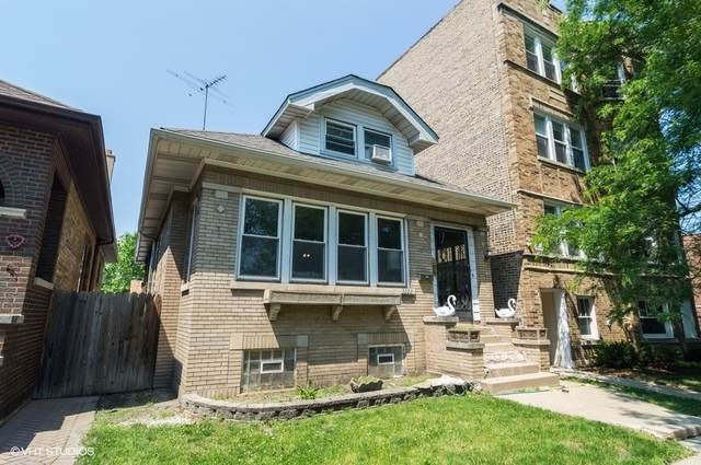3222 W Olive Avenue, Chicago, IL 60659 (MLS #10753343) :: Property Consultants Realty