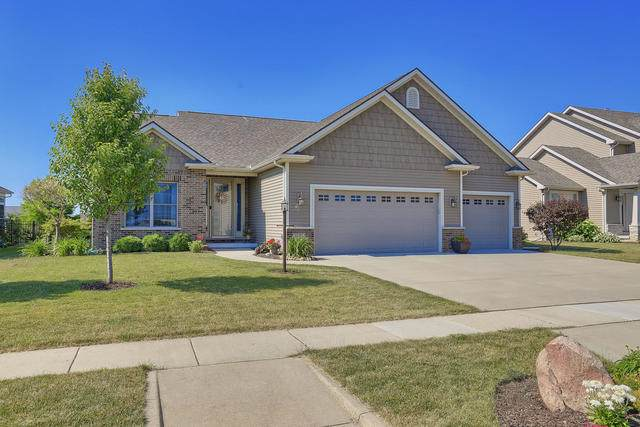 1201 Declaration Drive, Savoy, IL 61874 (MLS #10753415) :: Property Consultants Realty