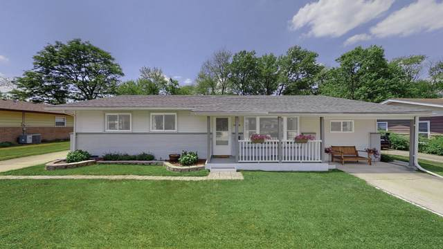 14748 Menard Avenue, Oak Forest, IL 60452 (MLS #10753512) :: The Wexler Group at Keller Williams Preferred Realty