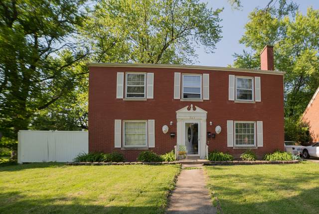 305 W 16th Street, Chicago Heights, IL 60411 (MLS #10753577) :: The Mattz Mega Group